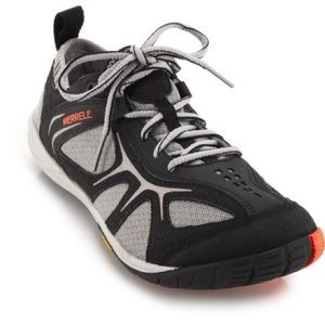 Merrell Dash Glove Black Running Shoe 8.5